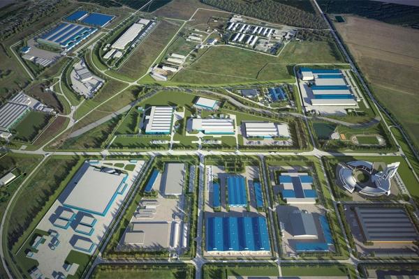 В Черноземье завершается первый этап строительства завода «Ламплекс композит» стоимостью 1,5 млрд рублей