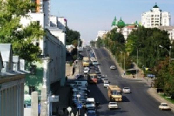 Улицу Советскую закроют на четыре дня