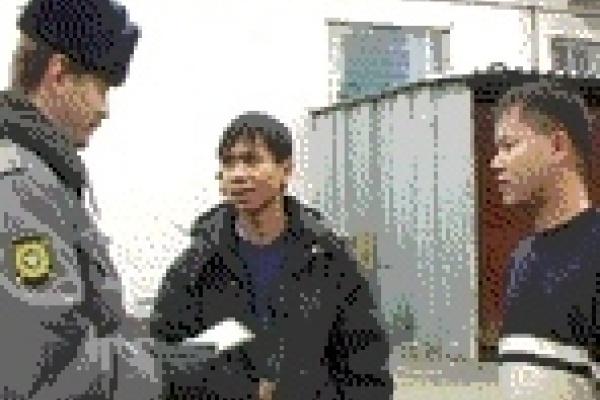 Милиция проверила «Сайгон»