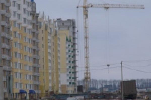 В Липецкой области жилья строят больше, чем раньше