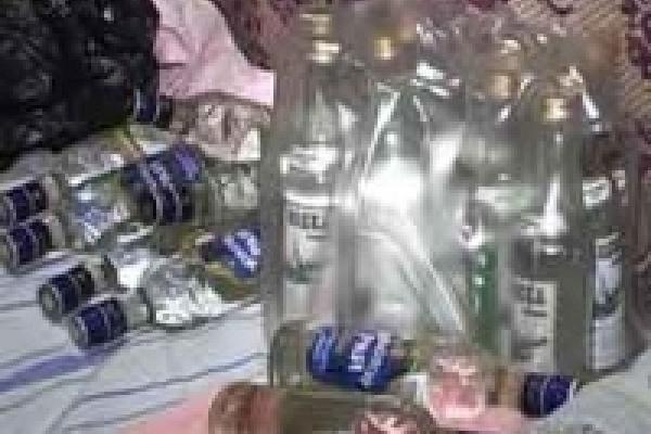 В Липецкой области опустошили «Пьяный поезд»