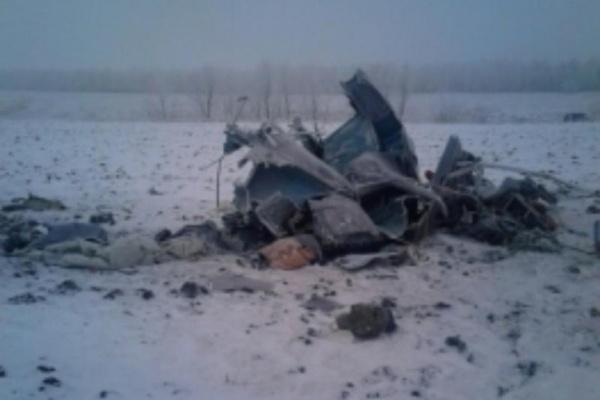 Крушение вертолета с застройщиками крупных липецких объектов вылилось в уголовное дело