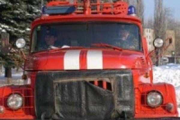 Брандмейстеры четырех районов Липецкой области получили новую технику