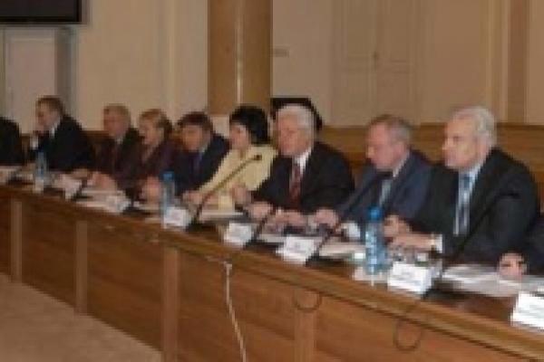 Власти Липецкой области подвели первые итоги 2006 года