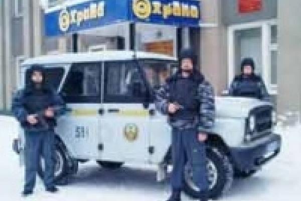 Во вневедомственной охране УВД Липецкой области подвели итоги 2006 года