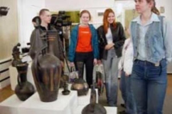 В Липецке создан Музей декоративно-прикладного и народного искусства