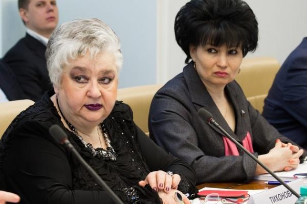 Ираида Тиханова сложила сенаторские полномочия и расчистила дорогу экс-губернатору Липецкой области