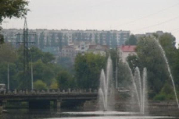 Комсомольский пруд будет зарыблен