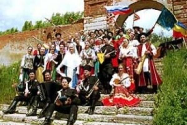 «Казаки России» вернутся в Липецк в конце июня
