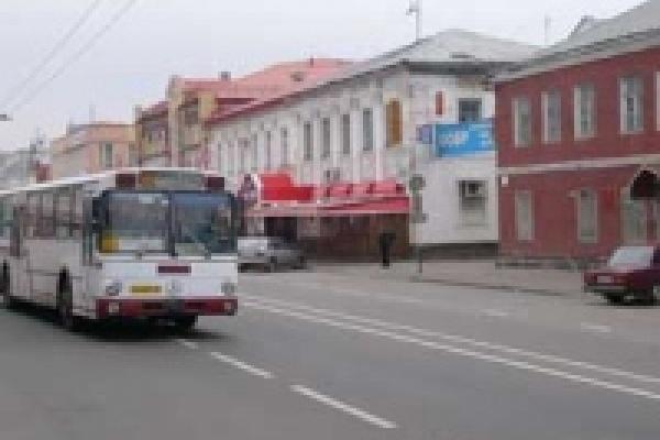 В Липецке снизилось число аварий, совершенных по вине водителей «маршруток»