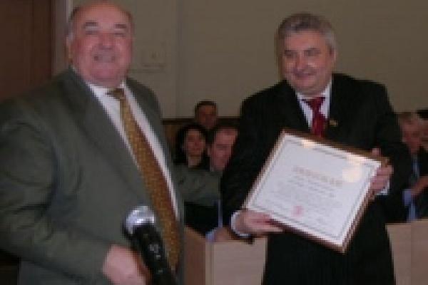 Депутат стал советником Российской академии архитектуры и строительных наук