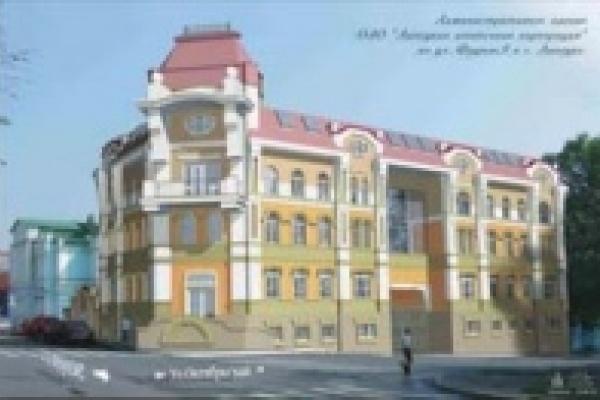 В Липецке построят Областной ипотечный центр