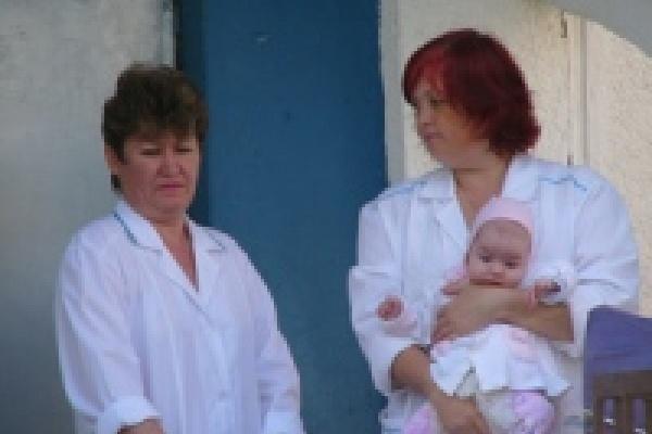 В Липецке и районах обследуют младенцев