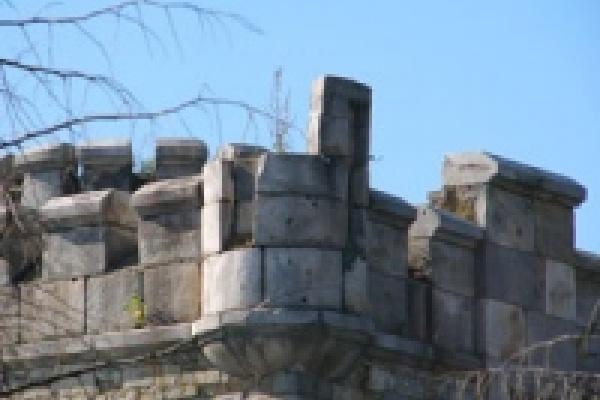 Набег вандалов на английский замок