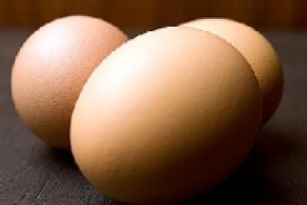 Санитарные врачи забраковали крупную партию яиц