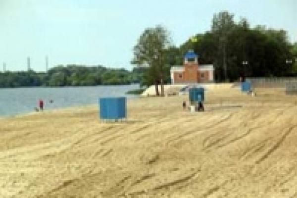 Пляжи Липецка наконец-то готовы к сезону