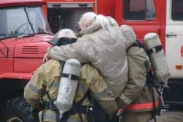 Два серьезных пожара в Липецке