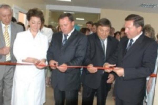 В Липецке начал работать Центр нефрологии