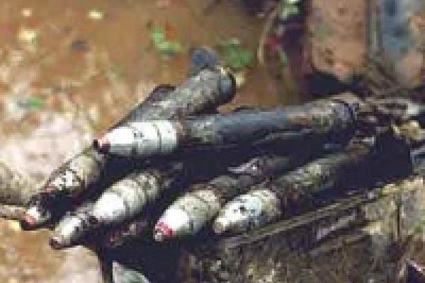 Взрыв под Тербунами