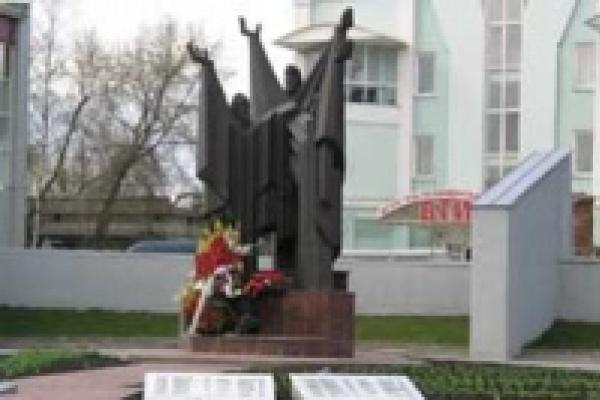 В Липецке вновь откроют памятник погибшим в «горячих точках»