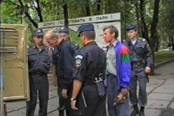 На помощь милиции пришёл «Большой брат»
