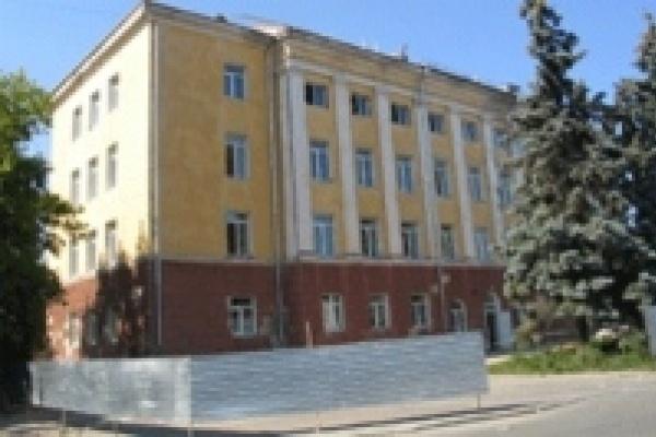 В Липецке завершается ремонт детской поликлиники