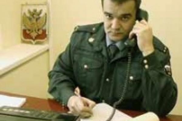 В Липецке хулиган кинул снаряд в милицейский патруль