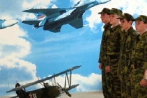 В Липецке к юбилею Военно-Воздушных Сил открывается выставка