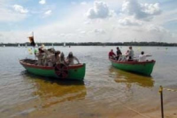 «Русборг» перекроет реку