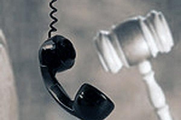 Впервые телефонный хулиган изолирован от общества