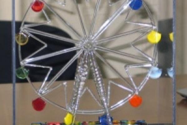 Детский и Нижний получили по «Хрустальному колесу»
