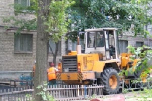 Жилищники благоустроили 211 дворов Липецка