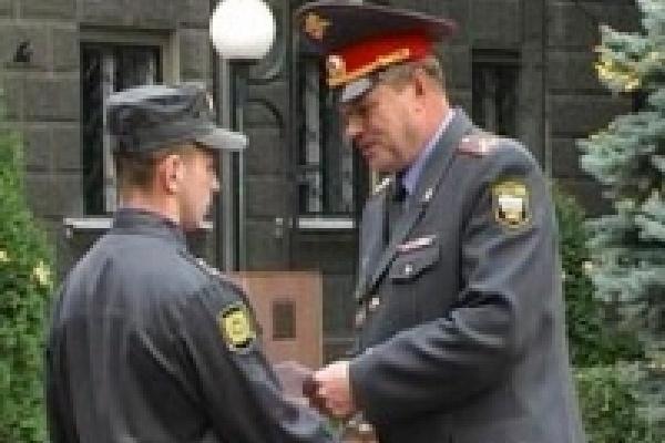 Улицы Липецка патрулируют милиционеры из сельских районов области