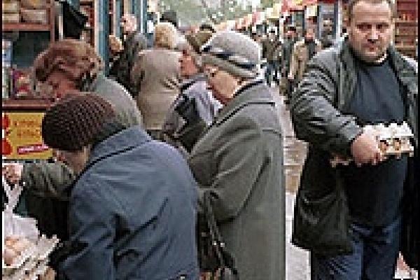 Работников рынка оштрафовали дважды