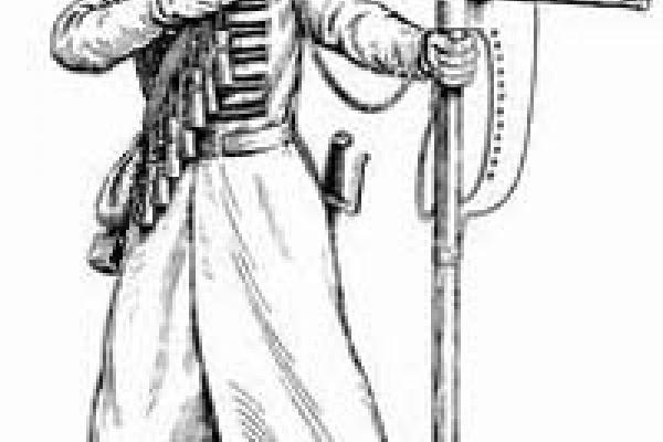 В Липецке археологи впервые нашли бердыш