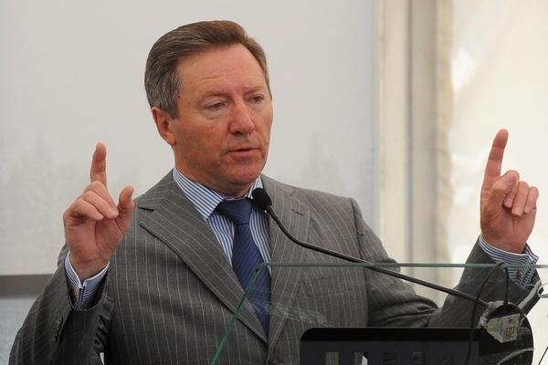 Олег Королев оказался не очень популярен в интернете