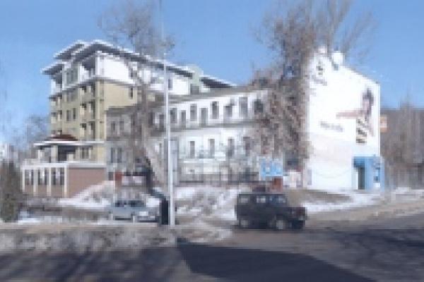 На берегу Комсомольского пруда построят еще одну гостиницу
