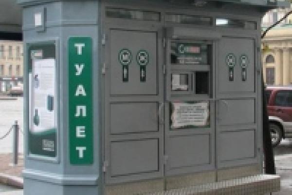 Туалетов в Липецке должно быть в пять раз больше