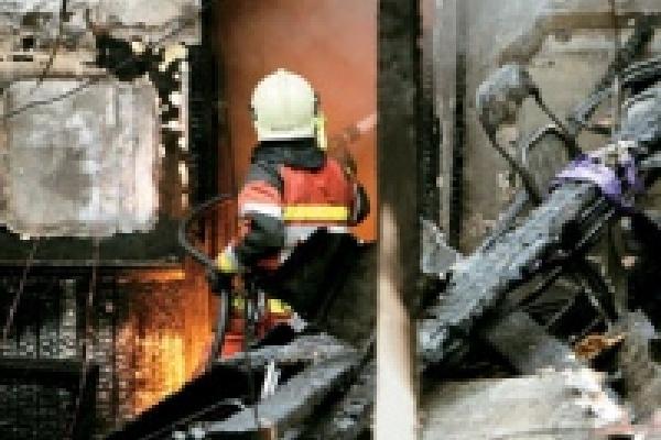 В Липецкой области  в результате пожаров погибло двое