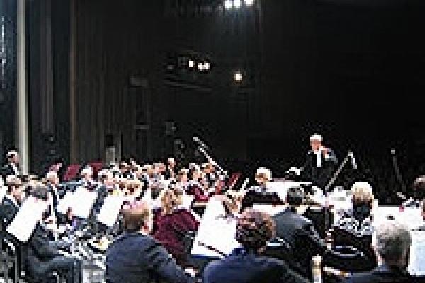 Концерт в честь Никиша, Сараджева и Павермана