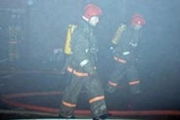 В ДК Тракторостроителей горела сцена