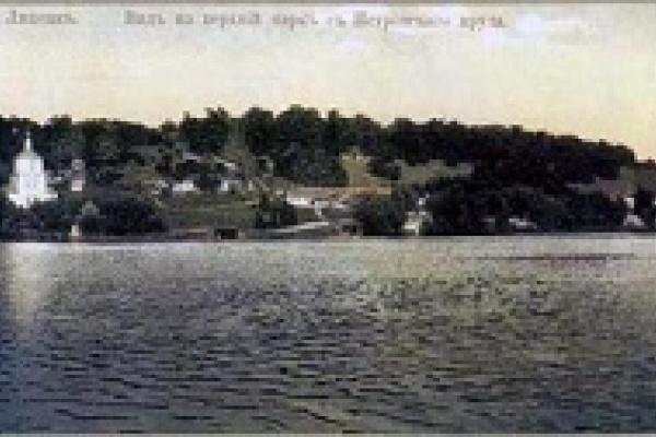 Город не отказался от идеи восстановления Петровского пруда