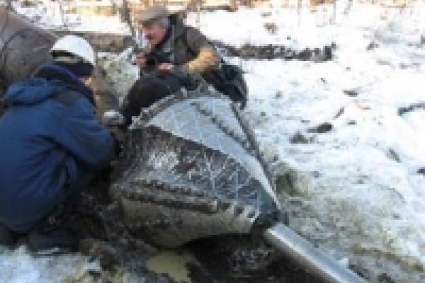 Под Воронежем проложили полиэтиленовую трубу
