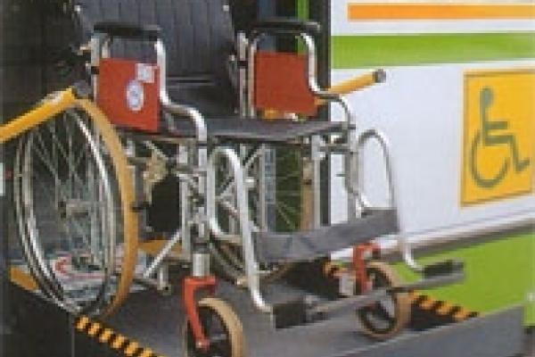 У липецких инвалидов появятся автобусы