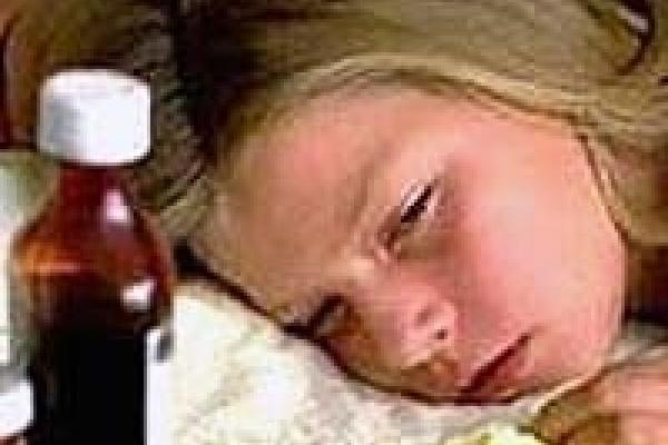 Эпидемия может начаться среди детей до 6 лет