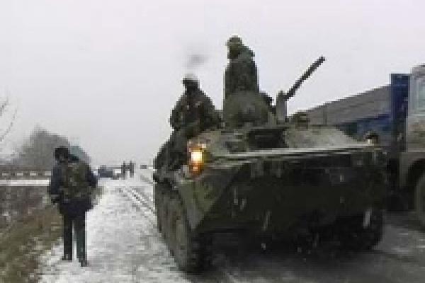 В Чечне ранен липецкий спецназовец