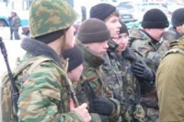 Усманские подростки были лучшими в марш-броске «Куликово поле»