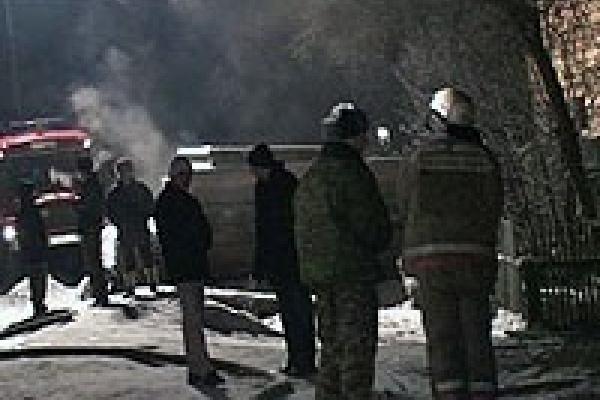Ельчанин пытался сжечь свою жену
