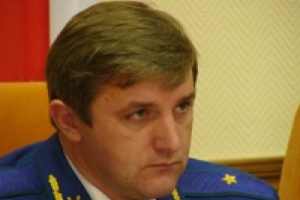 Вице-губернатор и областной прокурор пожурили милиционеров
