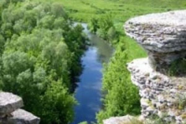 Экологи защитили от цементников Воргольские скалы